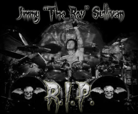 "R.I.P Jimmy ""The Rev"" Sullivan"