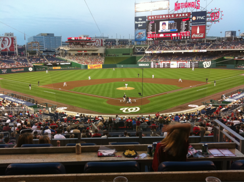 What a view! #nats
