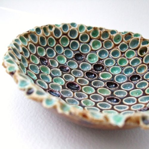 thedecantingroom:  Rogue Cells Bowl by ~c-urchin