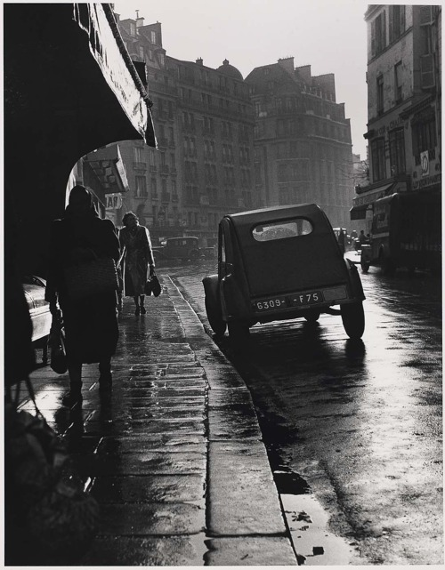 firsttimeuser:  Rue des Plantes, Paris, 1950 by Todd Webb