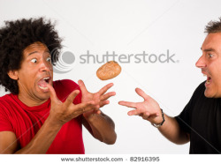 stockphotosftw:  A POTATO!?!