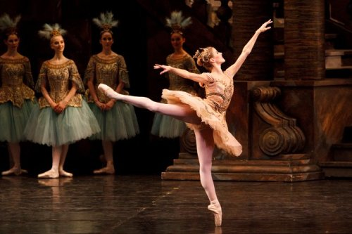 myswancostume:Heather Ogden in The Sleeping Beauty.  Photo by Bruce ZingerThe National Ballet of Canada