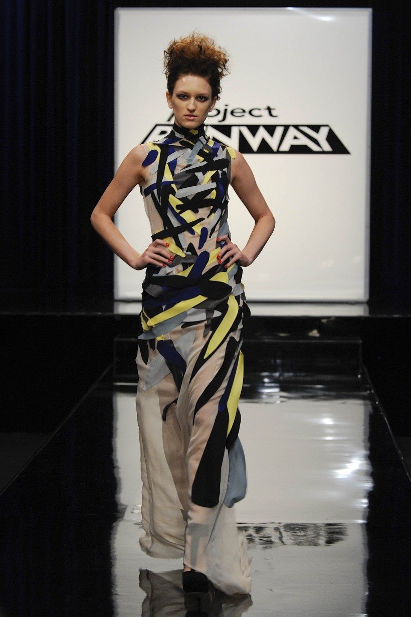 Anthony Ryan won Project Runway's painting-inspired challenge
