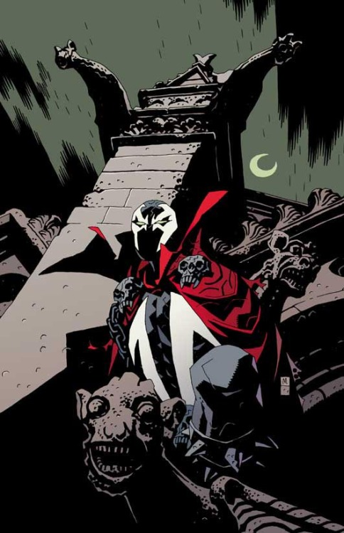 Spawn by Mike Mignola