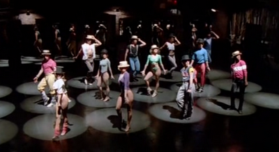 That Singular Sensation A Chorus Line, 1985. Directed by Richard Attenborough.