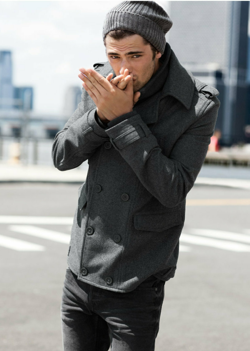 yellowasian:  Sean O'Pry | H&M