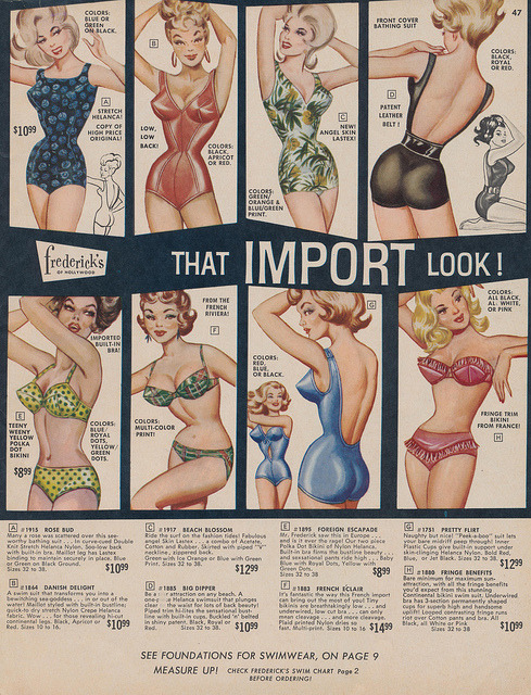 That Import Look! by What Makes The Pie Shops Tick? on Flickr.