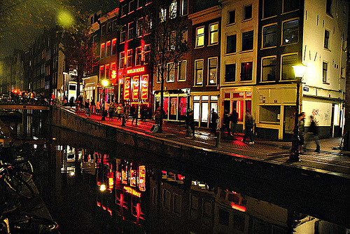 Red Light District, Barrio Rojo (by MAR2014)