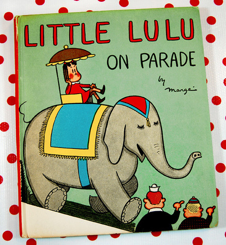 Little Lulu on Parade by *jenny b allsorts on Flickr.