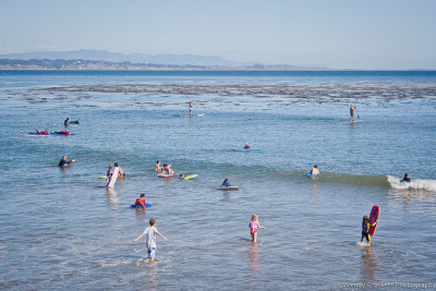 Water Sports at Capitola Beach on Flickr.