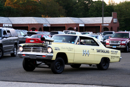 caristhestar:  Chevy II Nova SS by Alex Nunez on Flickr.