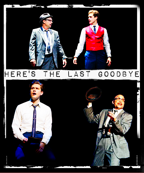 ohyoudork:  Catch Me If You CanMarch 11 - Sept. 4, 2011   It was a great show while it lasted!