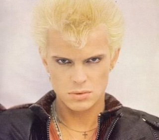 robertoramone:  BILLY IDOL