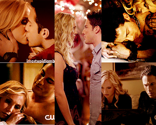 Tyler Lockwood & Caroline Forbes (from the vampire diaries) » one of my favourite couples