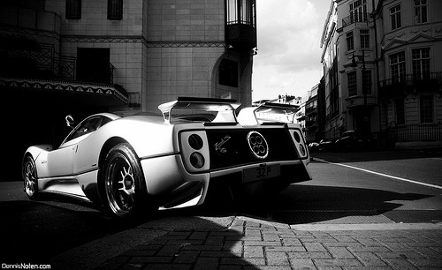 automotivated:  Zonda S. (by Denniske)