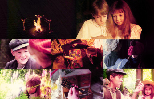 (vampify):Top 10 Favourite Movies01 The Secret Garden (1993)  The spell was broken. My uncle learned to laugh, and I learned to  cry.  The secret garden is always open now. Open, and awake, and alive.  If you  look the right way, you can see that the whole world is a  garden.
