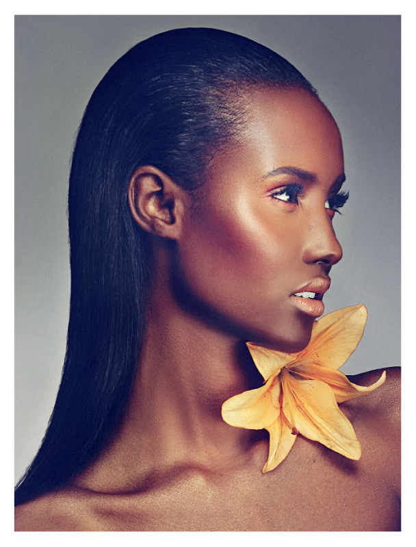 americasnextopmodel:  Fatima Siad (Photographer: Itaysha Jordan) For: Arise Magazine, Issue 13