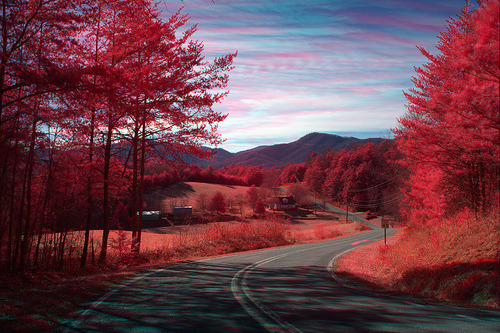 c-h-a-o-s:  Silvers Welch Road View (IRG) (by oldoinyo)