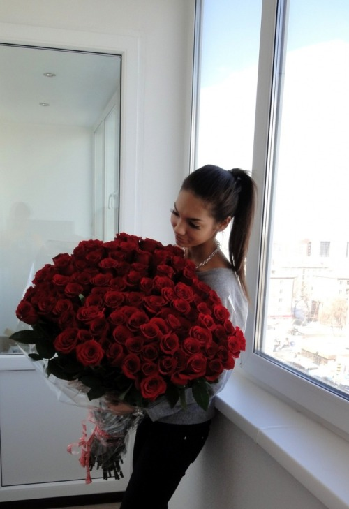 One day I hope to get a bouquet like this