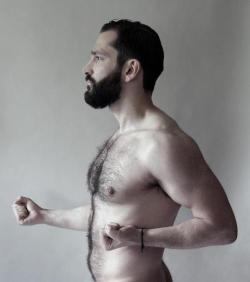 thedailybeard:  body hair should never be removed.   Word