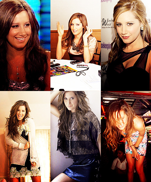 b-carlyle:  50 beautiful people  ashley tisdale