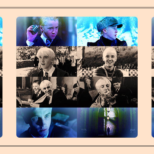 thebeautyofsolitude:  30 Days of Tom Felton | 14. Favorite screencaps of Tom's role as Draco Malfoy➘ Draco Malfoy screencaps