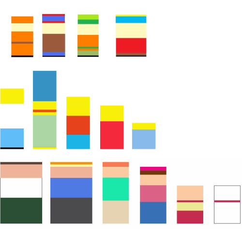 supergreat:  just some random blocks with colour  画