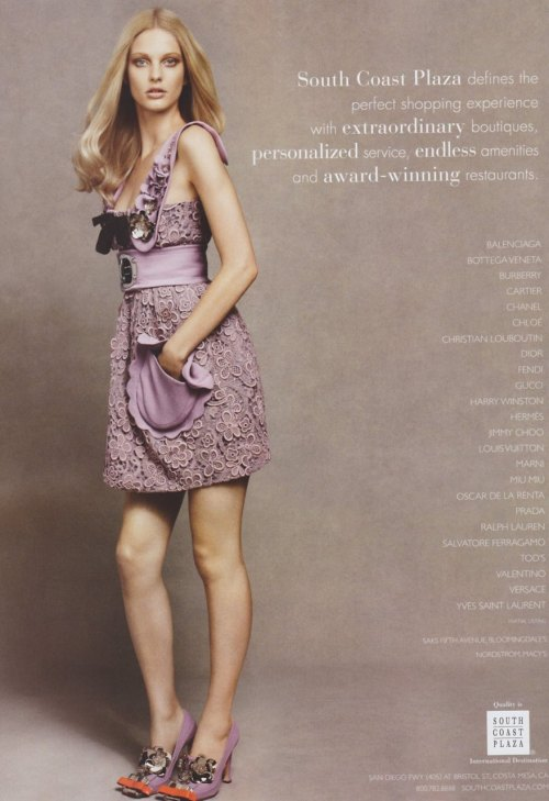 fashioncannon:   Harper's Bazaar US September 2010