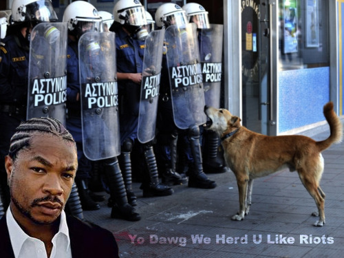 Yo dawg meme for #OpGreece.~Kwikset