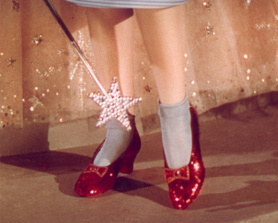 Try to walk the road of yellow brick….without ruby slippers….