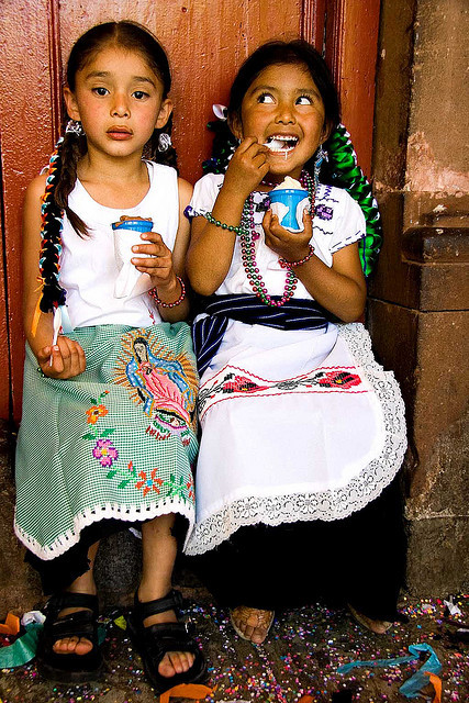badassmexicans:  Ice Cream, Patzcuaro by zocalo2010 on Flickr. So stinkin adorable. BAM