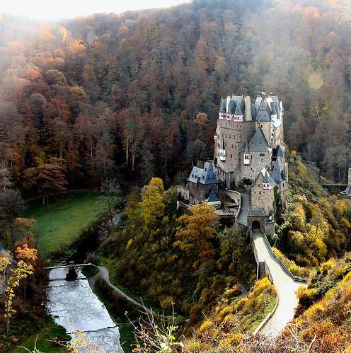 wish-i-was-here:  Eltz Castle, Germany