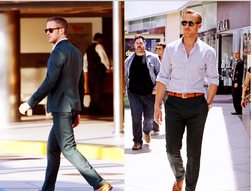 I want my future husband to dress like this.