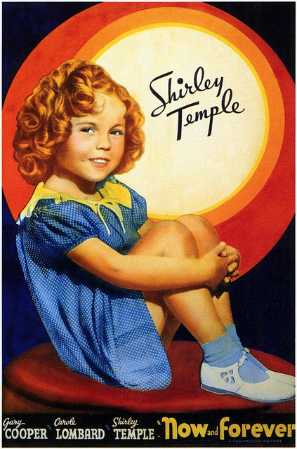 retrogoddess:  Shirley Temple  I would love to watch the original little rascals again :)