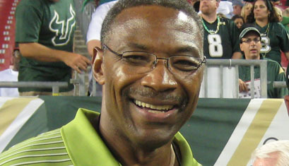 "amymariani:  R.I.P. Lee Roy Selmon — An NLF Hall of Famer and the reason USF has a football team. He served as USF Assistant Athletic Director from 1993 to 2001 and then as Athletic Director until 2004.  ""Lee Roy set the stage for class, for academics, and for integrity,"" USF Athletic Director Woolard said. ""He was a mentor to me after I moved to Tampa, and a friend in every way."" Under Selmon's guidance, the USF Bulls joined Conference USA then moved up to the Big East. He died Sunday night after being hospitalized Friday for a stroke.  Links to this coverage from local Tampa Bay news orgs below: USF News St. Petersburg Times (via tampabay.com) Tampa Tribune/ WFLA News Channel 8 (via tbo.com) WTSP News 10 WTVT My Fox Tampa Bay WFTS ABC Action News (Quote and picture from USF News)"