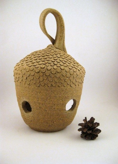Acorn Lantern Big by PoFu on Etsy