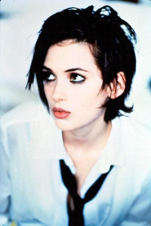suicideblonde:  Winona Ryder photographed by Ellen von Unwerth in 1994
