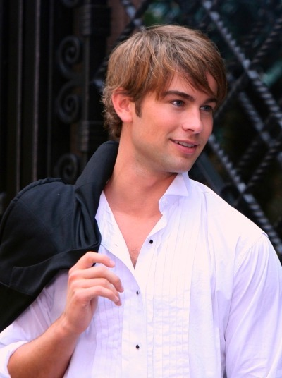 Chace Crawford =) Wow!