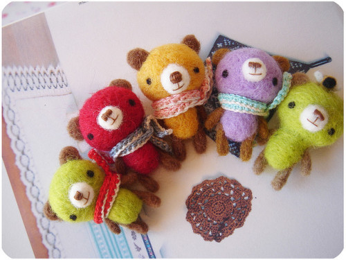 amigurumifreak:  untitled by mr. bwcat on Flickr.