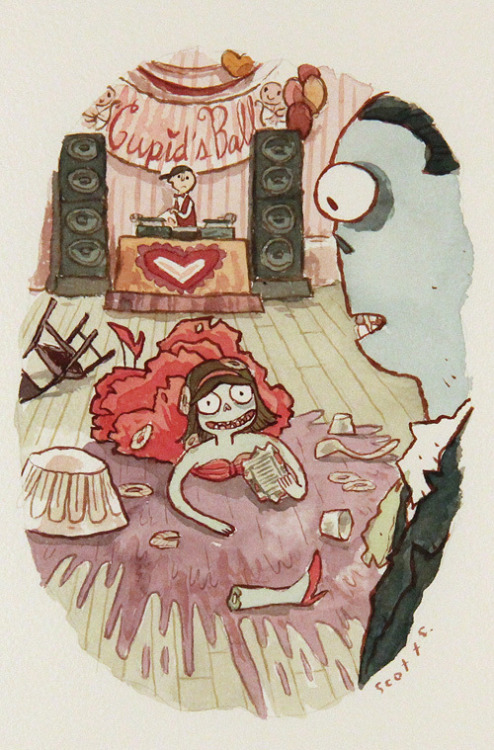 Zombies in Love by http://www.pyramidcar.com/