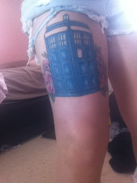 missoliviakate:  Can't wait for it to be 100% finished :3 I have the best tattoo in the whole wide world!