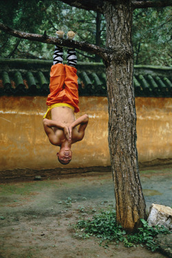 the-midnight-moon:  Shaolin Monk