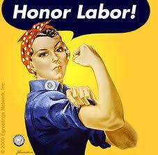 Happy Labor Day Everyone!   So, I'm sure you have noticed that I have taken a break from blogging. I had some things going on that required my complete attention but now, I'm back! No more breaks.