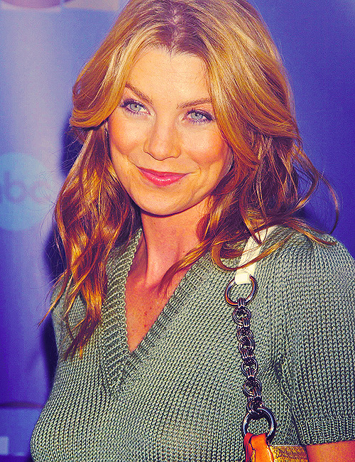 60 days of Ellen Pompeo (candids/appearances) (★) 60# ABC All Star Summer Party - July 13, 2004