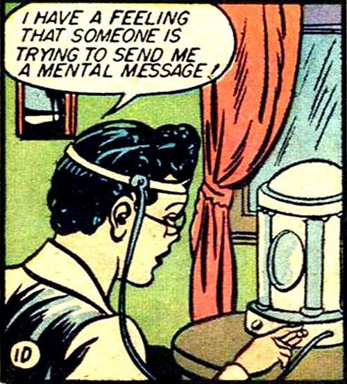 comicallyvintage:  Might want to check your spam box, Diana.