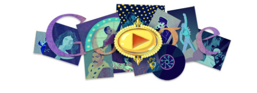 "markcoatney:  I too love the Freddie Mercury Google doodle thing, though I'm a little disturbed at how much it's just an ad for Google. But it's mainly a reminder of a really nice bit Richard Corliss wrote about the Queen frontman years ago:   Queen was a pretty cool blend of studio band and slam-glam touring band. One could say that the quartet had the musical ambitions and harmonics of the Beatles and the sexy front man of the Rolling Stones. This would be both to exaggerate the band's achievement (they weren't near the Beatles, though they were great pretenders) and to sell Freddie short. Mercury was a meta-Jagger in his gaudy frocks, his pansexual performance art, the luscious mouth and diagonal overbite made for fellating the concert-stadium mike. The band's chief songwriter for Queen, Freddie was also its face, heart, lungs and loins — his generation's true dancing Queen. ""He had everything, in extremis,"" said Lyricist Tim Rice (""Evita,"" ""The Lion King""). Dave Clark, whose quintet briefly rivaled the Beatles in popularity nearly 40 years ago, called Freddie ""the 80s Edith Piaf."" The singer's life and artifice are naturals for documentary treatment, and he got it in the feature-length, Grammy-nominated ""Freddie Mercury: The Untold Story"" by Rudi Dolezal and Hannes Rossacher, who also directed some of the band's videos and an earlier documentary, ""The Queen Phenomenon."" The brisk, comprehensive and ultimately affecting ""Untold Story"" has loads of telling archive footage, some questionably recreated scenes of the singer's youth and a dozen or so telling interviews (from which the quotes here come). Born Farouk Bulsara, in 1946, to a Parsi family on the Indian Ocean island of Zanzibar — his father was an accountant with the British High Court there — he was sent at age 8 to St. Peter's English Boarding School, in Panchgani, in western India. There Farouk formed his first band, the Hectics. At London's Ealing School of Art, where he showed burgeoning talent as an illustrator and graphic designer, he met May, Taylor and John Deacon, then in a group called Smile. They became Queen, and Freddie their lead vocalist. In an early Queen song, ""My Fairy King,"" Freddie had written the lines: ""Mother Mercury, Mercury/ Look what they've done to me."" He told his mates that, since he'd written about his mother, he was from now on Freddie Mercury. It allowed a shy boy to turn his latent artistry into blatant theatricality. ""The young Bulsara person was still there,"" Taylor says, ""but for the public he was gonna be this different character—this god."" At 15, he had written a Harold Coffin aphorism into a schoolmate's book: ""Modern paintings are like women. You'll never enjoy them if you try to understand them."" Freddie loved women; perhaps he understood them. His closest friend, former shopgirl Mary Austin, was for a time his wife. In the 80s he was close to the Met soprano Montserrat Caballé; they spent one whole night together, singing, and later recorded the ""Barcelona"" album of duets. (His fans, she says, would ask, ""Who is the woman that screams so much with Freddie?"") But he was also a gay man — couldn't everyone see this? — with a need to dissemble, to flaunt his effeminate eccentricity even as he publicly denied, until two days before his death, his gayness. As Queen's popularity grew, so did Freddie's instinct for extravagance, on stage and off. ""There was the odd wild moment,"" a smiling Rice said of Freddie's at-homes, ""which I would, I think, have to consult my lawyer before talking about in great detail."" Relocating to Munich in the 80s, he threw the odd wild party, like the notorious one for his 39th birthday. ""You had to come dressed as your favorite person,"" says Peter Starker, a friend of Freddie's. ""And he just came dressed as himself, obviously."" The band's sound engineer, Trip Khalaf, recalls ""a dwarf covered in liver. He laid there on a platter…and when anybody dug this dull knife into him…the whole plate of liver would quiver. So it was like a moving paté pastiche!"" Khalaf is not easily shocked. ""I'm used to seeing my grandmother crawl up my leg with a knife in her teeth."" Still, he describes the bacchanal as ""pretty much Wretched Excess. That was the worst thing I've ever been to. I'll probably go to hell because of that."" Beelzebub had a devil put aside for Freddie too: AIDS, which he probably contracted when he spent time in New York in the early 80s. Mercury spent his last decade with Jim Hutton, whom he called ""my husband."" He loved Hutton as ""someone to come home to."" Like the speaker at the end of ""Bohemian Rhapsody,"" Freddie had spent all his venom, all his passion. ""I've stopped having sex,"" he told a reporter, ""and started growing tulips."" Toward the end, his costume designer Diana Moseley visited him; they played Scrabble, and as she was leaving he said, ""Thank you for spending the afternoon with an old man."" At his death, on November 24, 1991, he was 45."