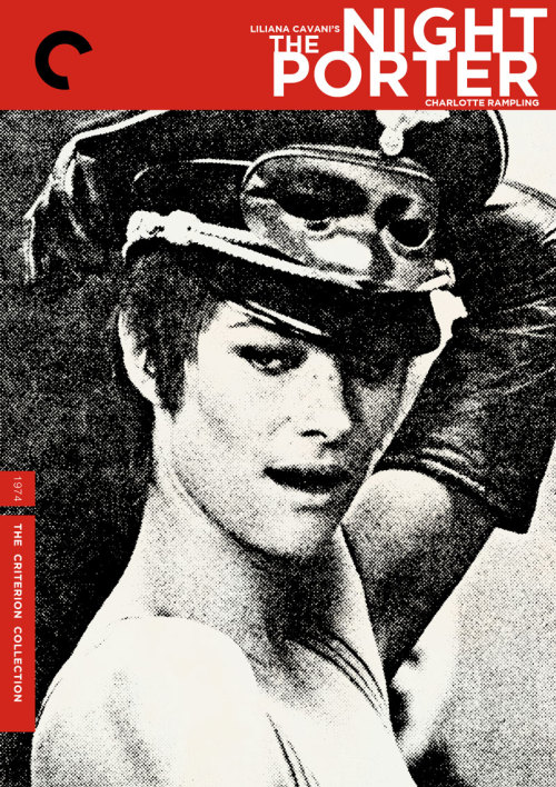 "Criterion Cover for Liliana Cavani's ""The Night Porter"""
