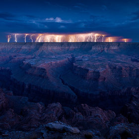 Grand Monsoon by Dan Ransom