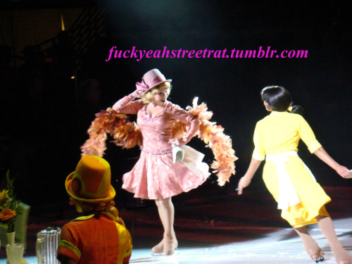 fuckyeahstreetrat:  Dare to Dream Disney on Ice  Princess and the Frog