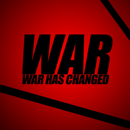 """War. War Has Changed"" - Metal Gear solid 4"
